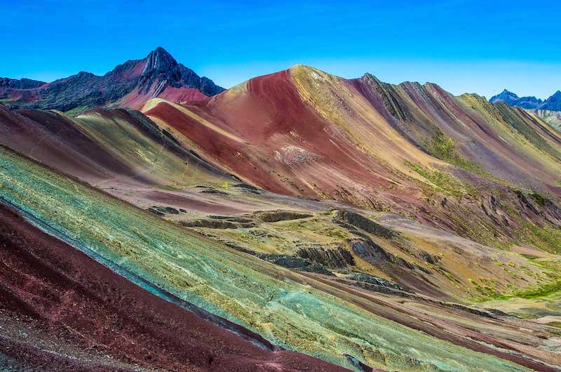 Full Day Vinicunca Peru Tour - Rainbow Mountain day tour from Cusco