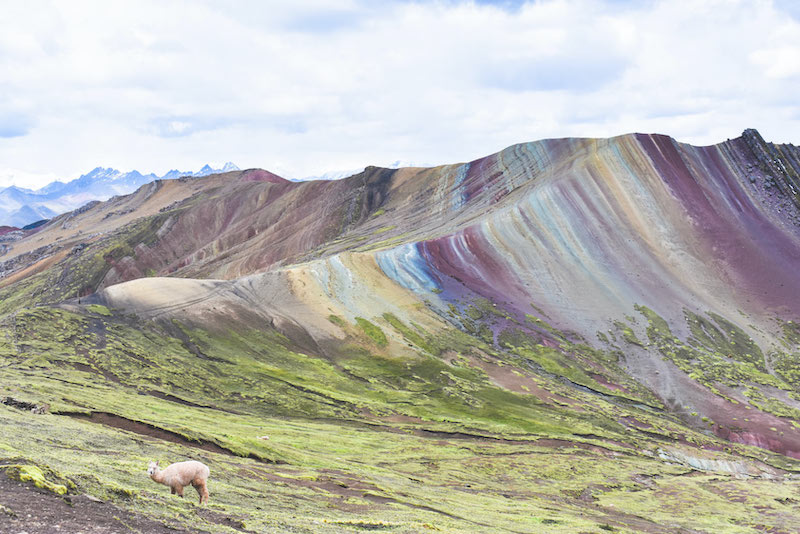 Cusco to Palccoyo, Palccoyo Rainbow Mountain Tour