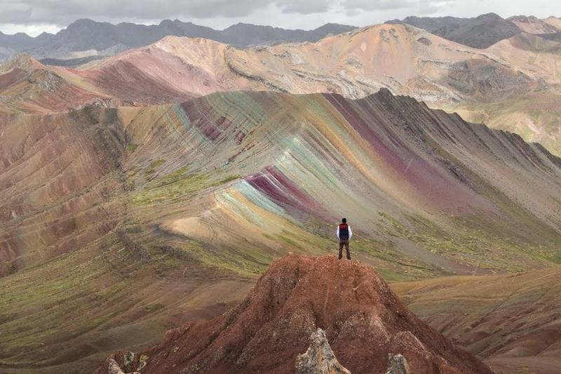 Cusco to Palccoyo Rainbow Mountain Tour