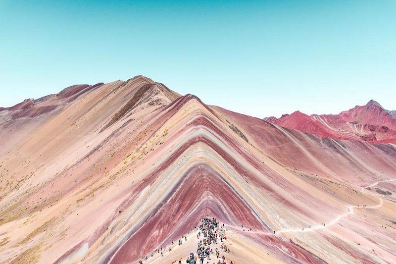 Rainbow Mountain Trek 1 Day