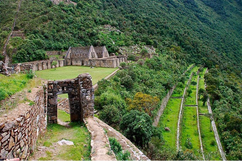 How to Get to Choquequirao Trail