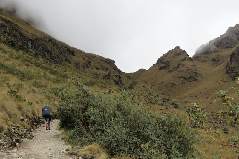 Inca Trail Peru, Hiking the Inca Trail to Machu Picchu