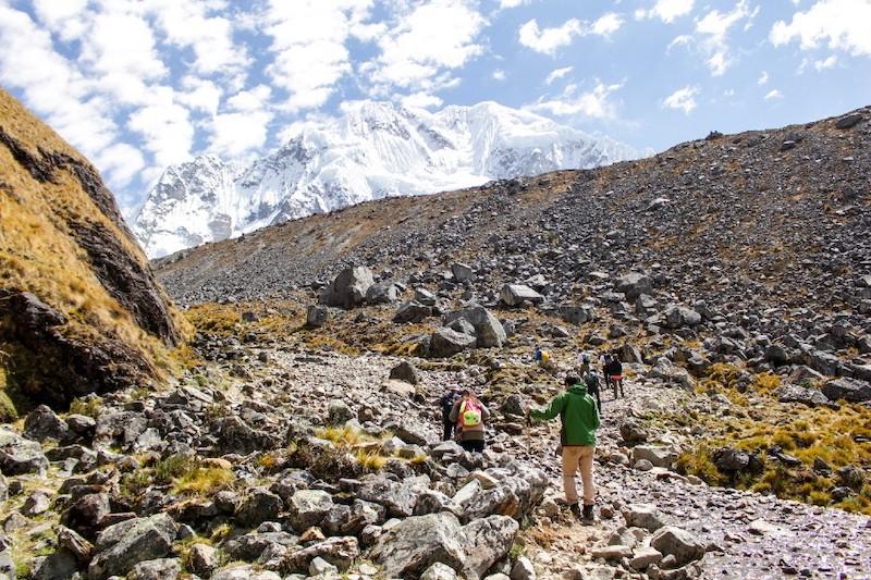 Salkantay trek to Machu Picchu - Salkantay Trekking, Salkantay Trek vs Lares Trek