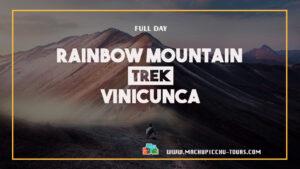 Rainbow Mountain Peru Tour
