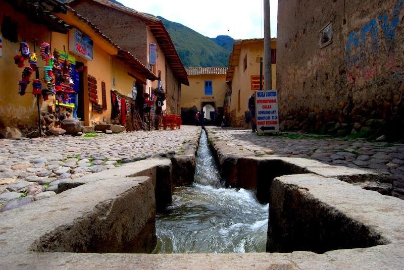 Ollantaytambo ruins, South Peru Adventure Tours - Lima Cusco Puno