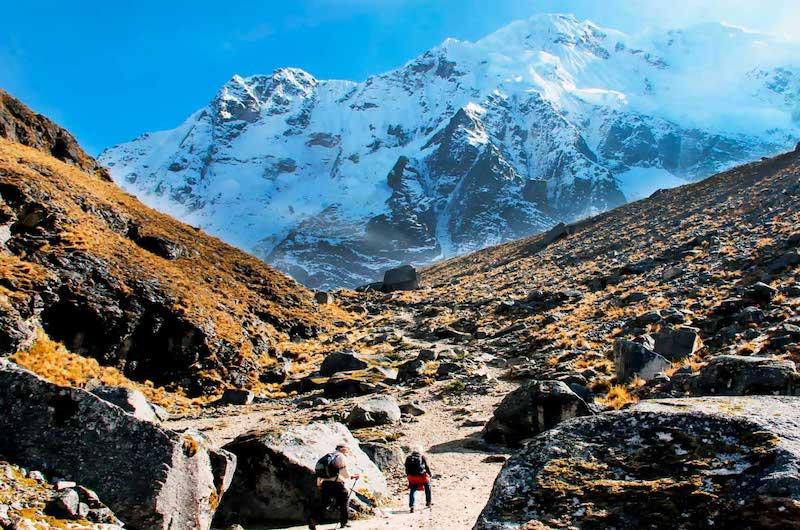 Salkantay trek to Machu Picchu - Salkantay Trekking, Salkantay Trek vs Inca Trail, How to Train for the Salkantay Trek?
