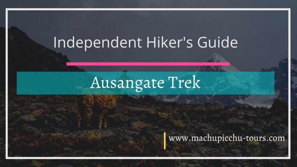 Ausangate Trek - Independent Hiker's Guide