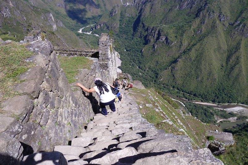 Huayna Picchu Hike,  Huayna Picchu Mountain, Huayna Picchu Difficulty