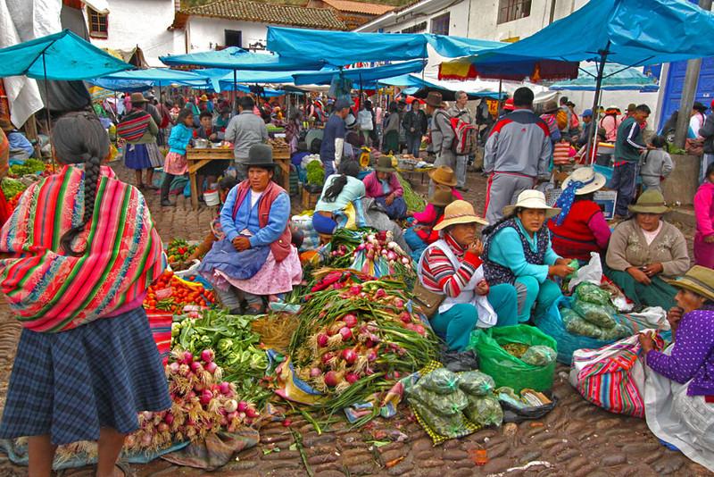 Pisac Market - Day Trip to Pisac from Cusco