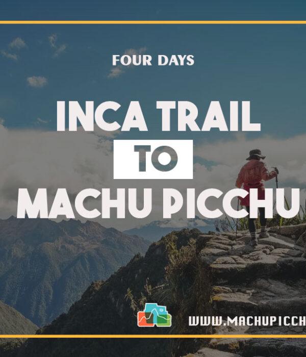 Inca trail to Machu Picchu - 4 Day Inca Trail hike to Machu Picchu