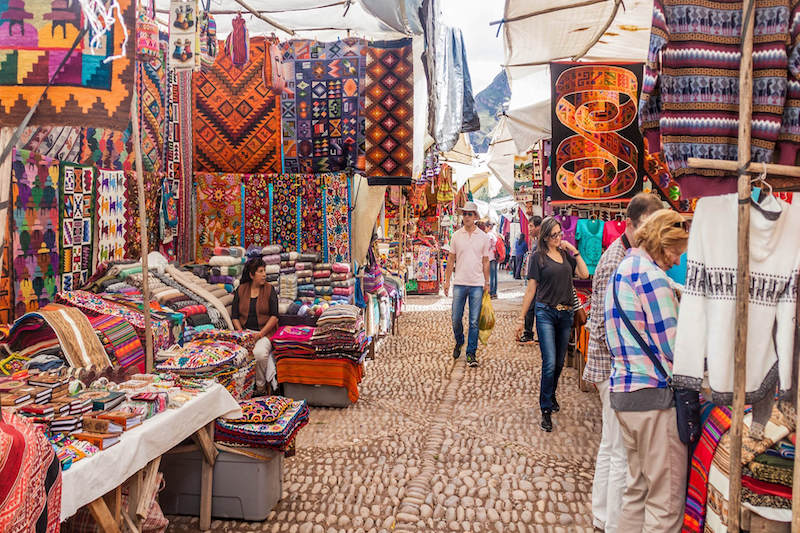 Pisac Market - Day Trip to Pisac from Cusco, Cusco Vacation Package