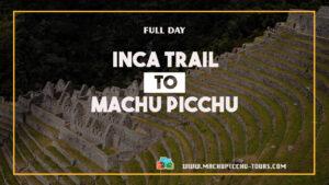 Machu Picchu Peru Hiking Inca Trail - Inca Trail Hike