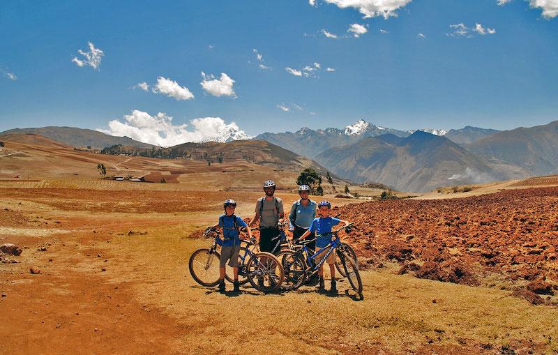 Sacred Valley Bike Tour - Maras Moray Bike Tour