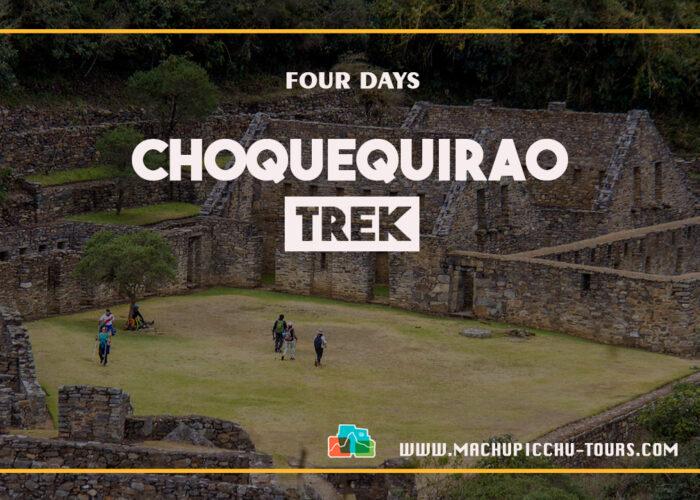 Choquequirao Trek 4 Days - Choquequirao Peru