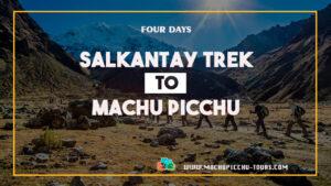 Salkantay Trek 4 Days- Salkantay Mountain Trek